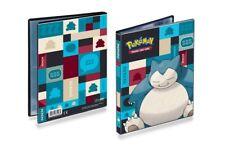 Álbum Pokémon Snorlax archivador portfolio A5 Ultra Pro pour 80 folios 411859
