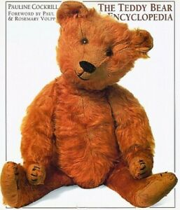The Teddy Bear Encyclopedia by Coit, Jim Book The Fast Free Shipping