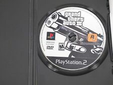 Grand Theft Auto III for PlayStation 2 PS2 *DISC ONLY*