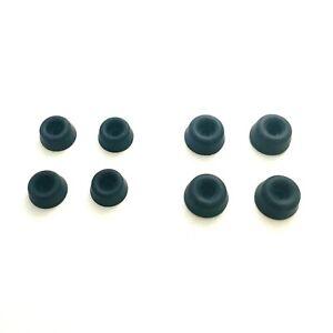 Black Rubber Seat Buffers Pads- Toilet Seat, Furniture