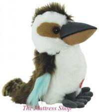 ~❤️~KOOKABURRA with sound ELKA 25cms Soft Toy Australian Native bird Large~❤️~