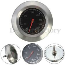 Barbecue BBQ Replacement Stainless Steel Thermometer Temperature Gauge 60-430℃