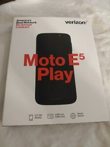 Motorola Moto E5 Play  (Verizon) 16 gb
