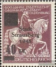 Strausberg (Berlijn) 22 postfris MNH 1945 Print editie