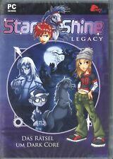 Starshine Legacy 4: Das Rätsel von Dark Core ! top Spiel für PC ! Neuware ! rar
