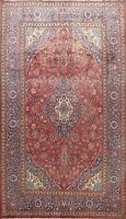 Vintage Hand-knotted Traditional Area Rug Floral Oriental Home Decor Carpet 7x10
