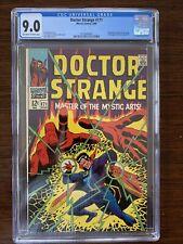 Doctor Strange #171 CGC 9.0 (Marvel 1968)  Dormammu cameo.  Key!