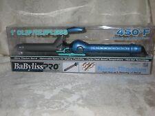 "BaByliss Pro Nano Titanium 1"" Curling Iron. New. Authentic. BABNT100CS."