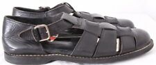 Cole Haan Country 10468 Italy Caual Buckle Fisherman Sandals Men's US 8.5M