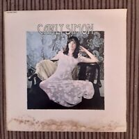Carly Simon - Carly Simon - Vinyl LP EKS74082 1971 ELEKTRA A1 B1