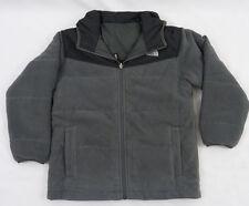 NorthFace Boys KIDS Reversible True Or False Jacket Graphite Grey $99 XLarge(18)