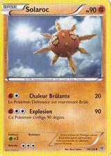 Solaroc -N&B:Tempête Plasma-74/135-Carte Pokemon Neuve Française