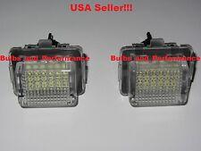 2008 2009 2010 2011 2012 Mercedes C250 C300 C350 C63 LED License Plate Lights