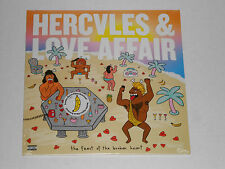 HERCULES & LOVE AFFAIR  The Feast Of The Broken Heart  2LP SEALED