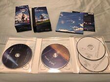 YOUR NAME RARE COLLECTOR'S EDITION ANIME BLU-RAY + DVD + RADWIMPS CDs + ART BOOK