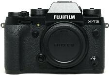 Fujifilm X-T2 Body, nur ca 800 Auslösungen, neuwertig