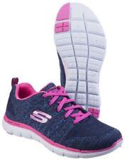Zapatillas deportivas de mujer Flex Appeal color principal azul sintético