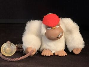 Applause Rodney 1979 Mini Suction Cup Plush Toy Doll Vintage
