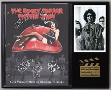"The Rocky Horror Picture Show Reproduction Signed Movie Script Display ""C3"""