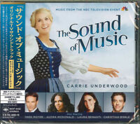 OST-THE SOUND OF MUSIC (MUSIC FROM THE TELEVISION SPECIAL)-JAPAN CD F30