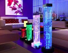 Led water bubble lamp