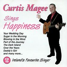 Curtis Magee-Sings Happiness CD