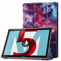 Cover Pour Huawei Mediapad M5 10 Pro + Groupes Sac de Protection Étui Smart