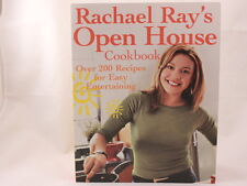 LIKE NEW! RACHAEL RAY'S OPEN HOUSE COOKBOOK - RACHAEL RAY (PAPERBACK)