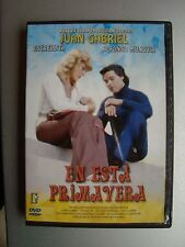 JUAN GABRIEL & Estrellita EN ESTA PRIMAVERA DVD very good condition used rare