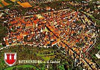 Rothenburg o.d. Tauber, Ansichtskarte