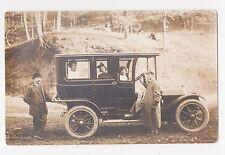 RPPC,Early Limousine,Azo Photo Paper,c.1915