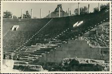 France, Vaison la Romaine (Vaucluse), Théâtre Romain, 1955 Vintage silver print.