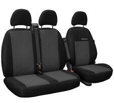 Housses de Siège-auto pour Mercedes Sprinter 2014-1+1+4 noir déjà référence voiture référence