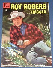 Roy Rogers Comics #101 May 1956