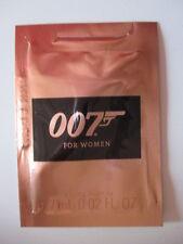 007 ~ for women ~ Eau de Parfum Probe NEU/OVP