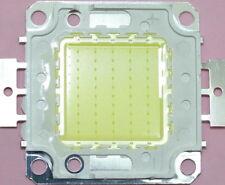 50W LED Chip, COB, kaltweiss, Fluter, Aquarium, mit Wärmeleitpaste!