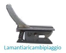 SERRATURA GANCIO CHIUSURA COFANO/SPORTELLO MOTORE VESPA V1T A V15T V30T A V33T