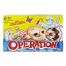 Hasbro - Classic Operation Game - Brand New