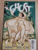 Ghost #1 VF 2013 Dark Horse Comic Kelly Sue Deconnick