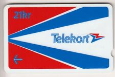 EUROPE TELECARTE / PHONECARD .. NORVEGE 25KR GPT RARE N°1 TEST 00002502 NOTCHED