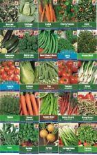 Vegetable Seeds Veg Seed Herbs Grow Plant Garden House