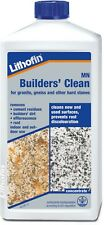 Lithofin MN Builders Clean 1ltr