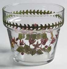PORTMEIRION Botanic Garden Glass Flower Pot Votive