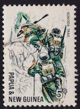 /PNG 1967 Kokoda Trail 5c Sc#246 USED @E3287