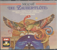 COFFRET 2 CD MOZART DIE ZAUBERFLÖTE OTTO KLEMPERER   CO95