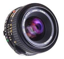 Minolta MD Mount 1:1.7 f/1.7 50mm Prime Lens X-370 X570 X700 XG1 XG7 XD SRT