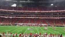 Atlanta Falcons Vs Seattle Seahawks Section 128C Row 11 Lower Lvl+Onfield Access