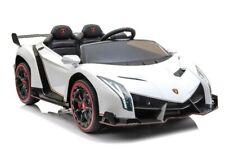 Kinderfahrzeug  Elektro Auto Lamborghini Veneno 12V10AH  4x Motor 2 Sitzer MP3 W