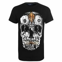 Mens Religion T Shirt Crew Neck Short Sleeve New