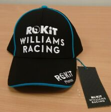 f1 Williams Formula One Authorised Official Team Hat Child Size Adjustable #944